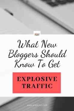 Think you're done after writing a blog post? Not true.  Check out these tips you should be doing to drive traffic to your blog and getting explosive traffic