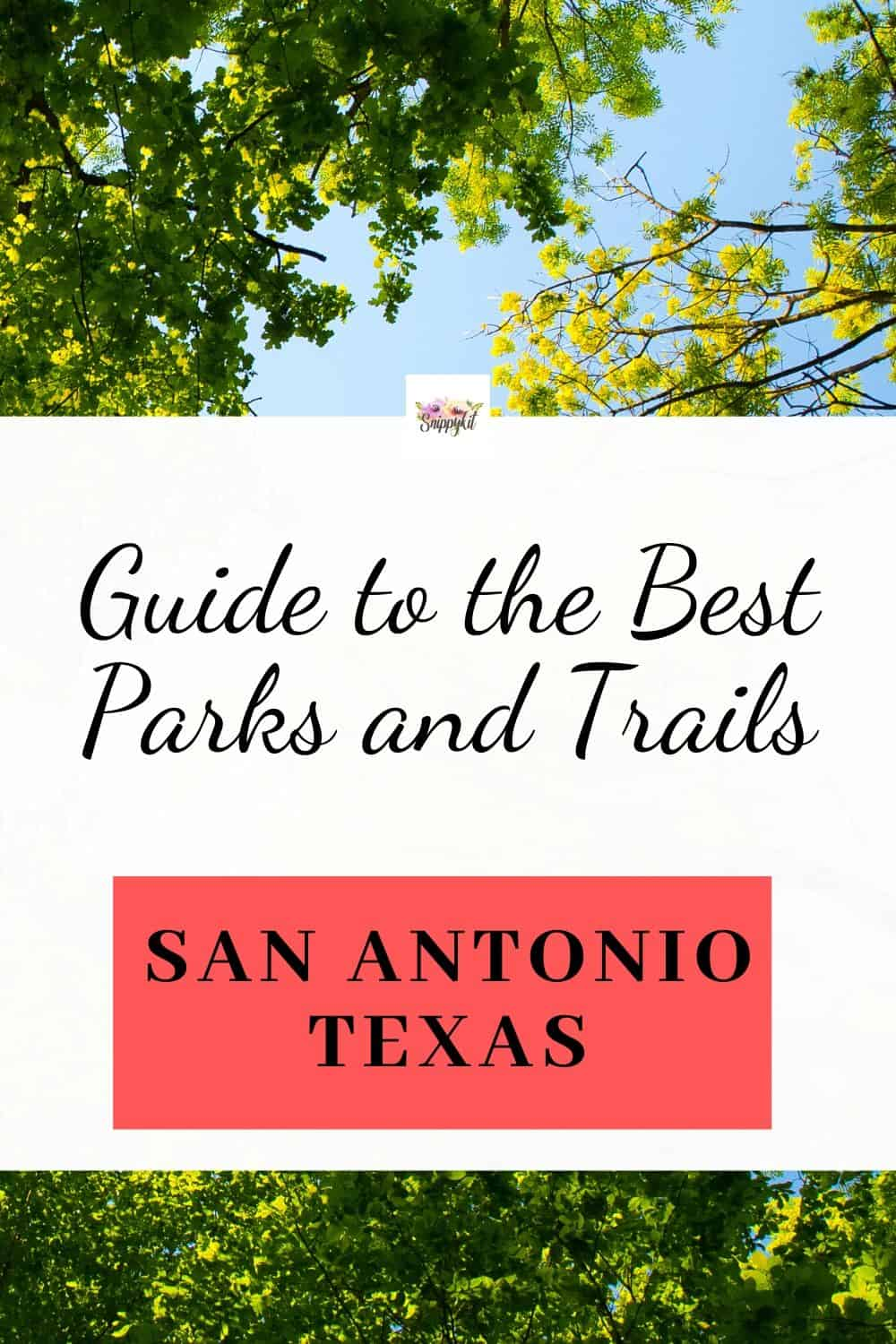 Did you know you could go hiking in South Texas? Take a look at some of the parks you can go to with your kids and hike for the day.