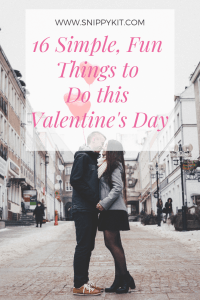 16 Inexpensive Things to Do on Valentine's Day