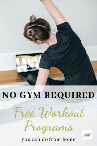 No Gym Required: Workout At Home
