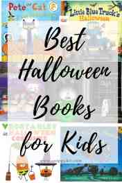 Reading is so important for kids. With Halloween on the way, I put together a list of 20 best Halloween books for kids that they will love.