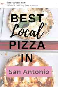 Where to Find the Best Local Pizza in San Antonio