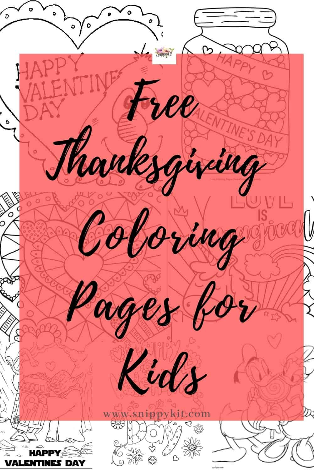 Valentine's Day coloring pages you can download for free, from sweet pictures for preschoolers to intricate doodles for adults to color in.