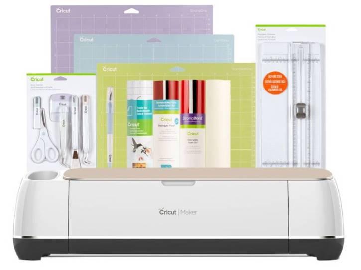 cricut maker essentials bundle