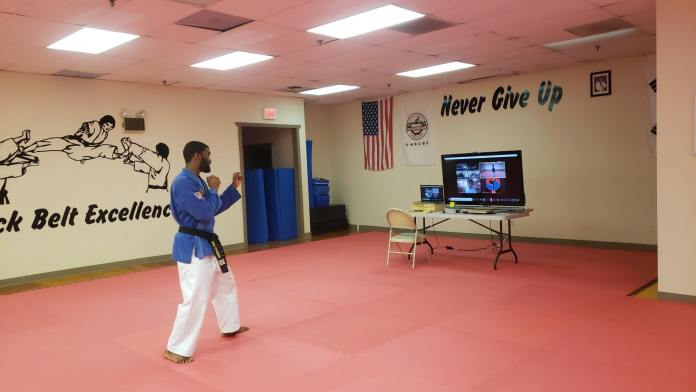 Virtually Fit: Local Gyms and Karate Studios Adapt to COVID-19 Closures with Distance Learning