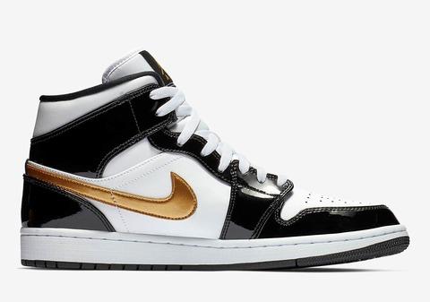 air-jordan-1-mid-black-gold-patent-leather-852542-007-3