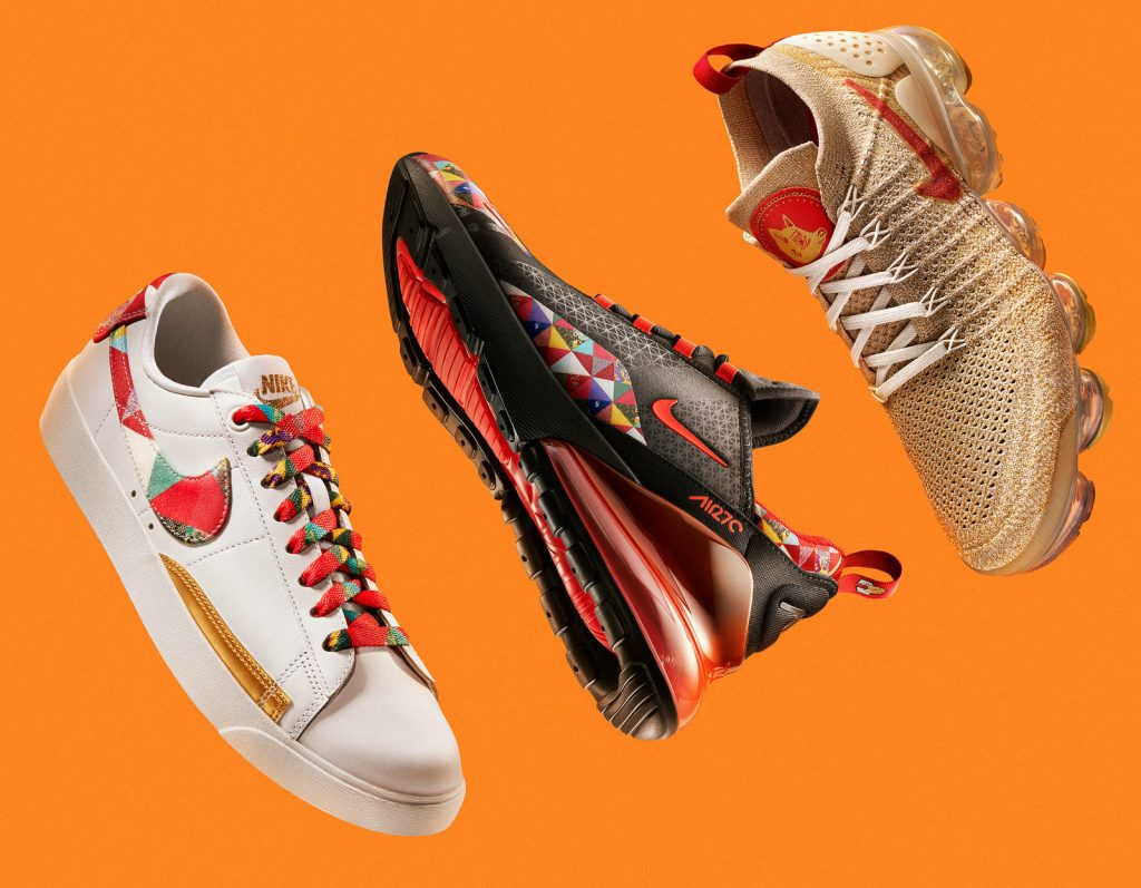 Nike Chinese New Year Collection
