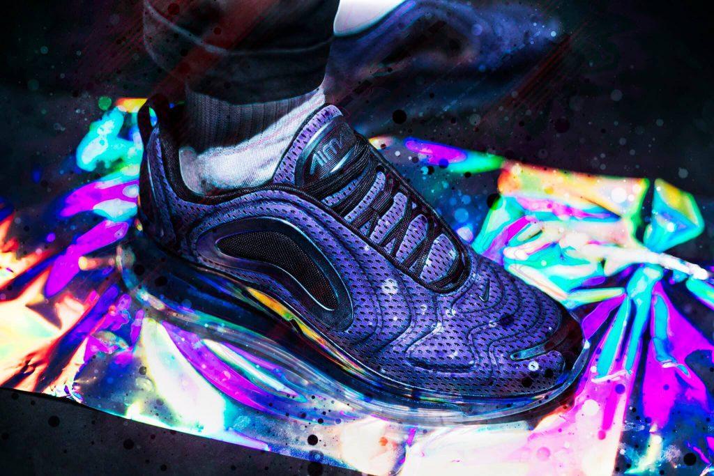 "Nike Air Max 720 ""Northern Lights"" วางจำหน่ายแล้ววันนี้"