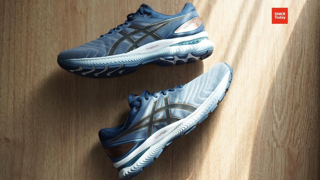 แกะกล่อง พรีวิว รองเท้าวิ่ง ASICS GEL-NIMBUS 22