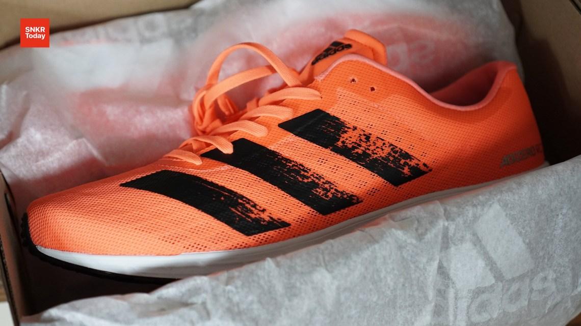 แกะกล่อง พรีวิว adidas Adizero RC 2.0 รองเท้า Racing ราคา 3,400 บาท