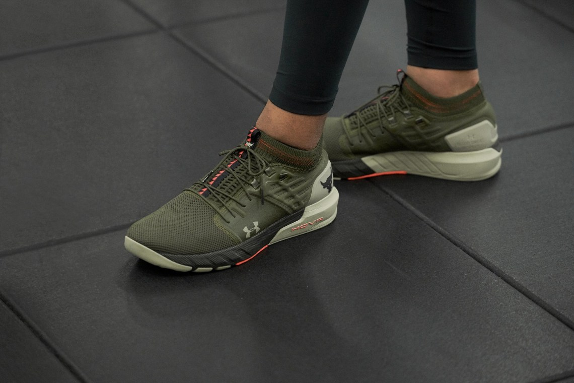 Project Rock จาก Under Armour