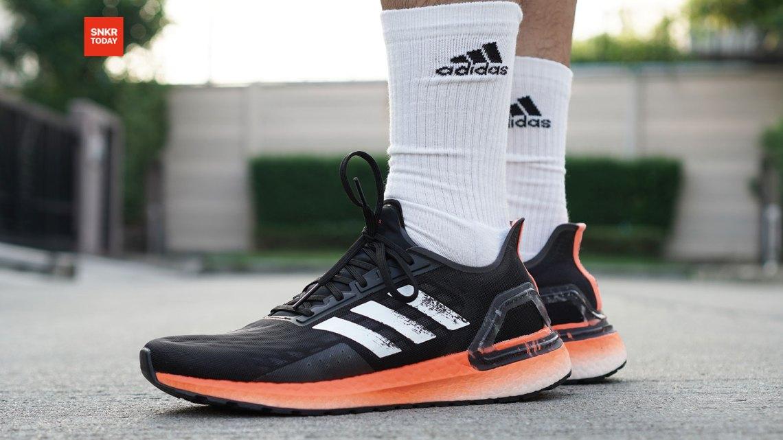 รีวิว รองเท้าวิ่ง adidas Ultraboost PB กระชับขึ้น โปร่งขึ้น และเบาขึ้น