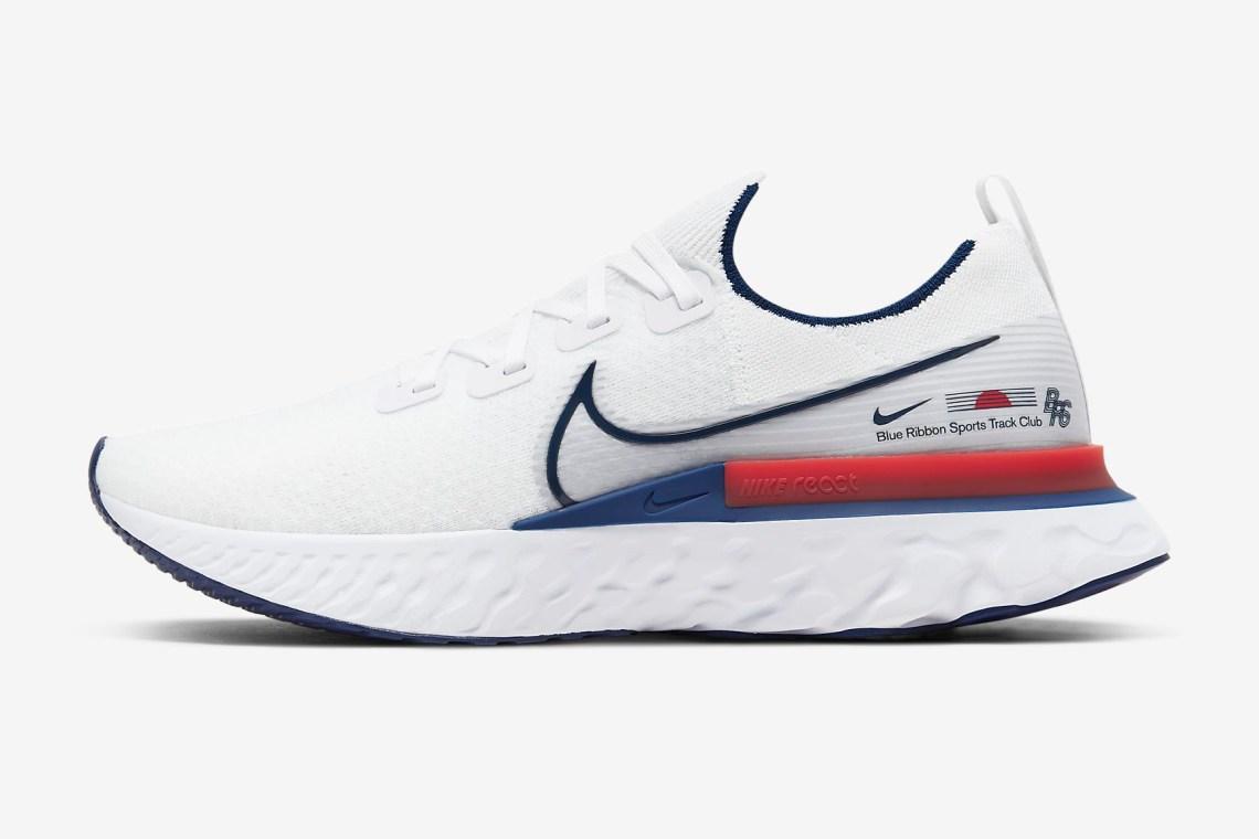 "Nike React Infinity Run Flyknit ""BRS"""