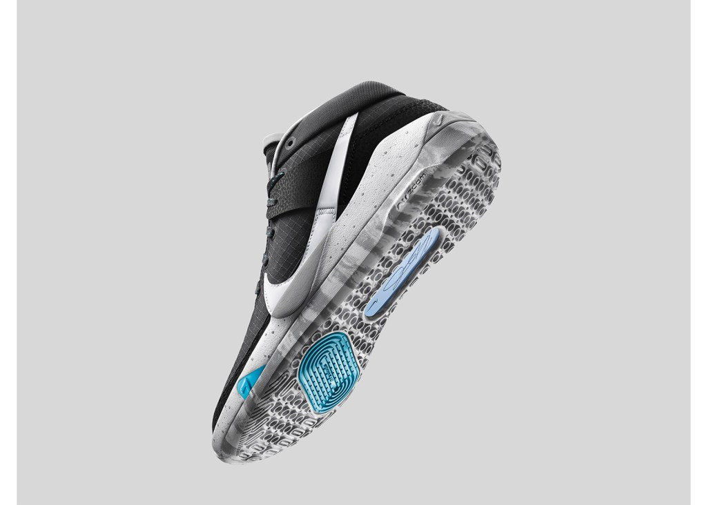 Nike Zoom KD13 มาพร้อมกับ Double-Stacked Zoom Air ที่หน้าเท้า