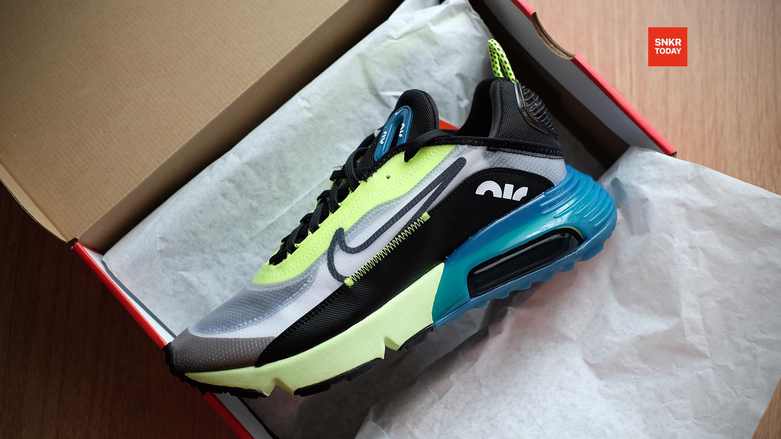 แกะกล่อง รีวิว Nike Air Max 2090 โมเดลใหม่ที่ได้รับแรงบันดาลใจจาก Air Max 90