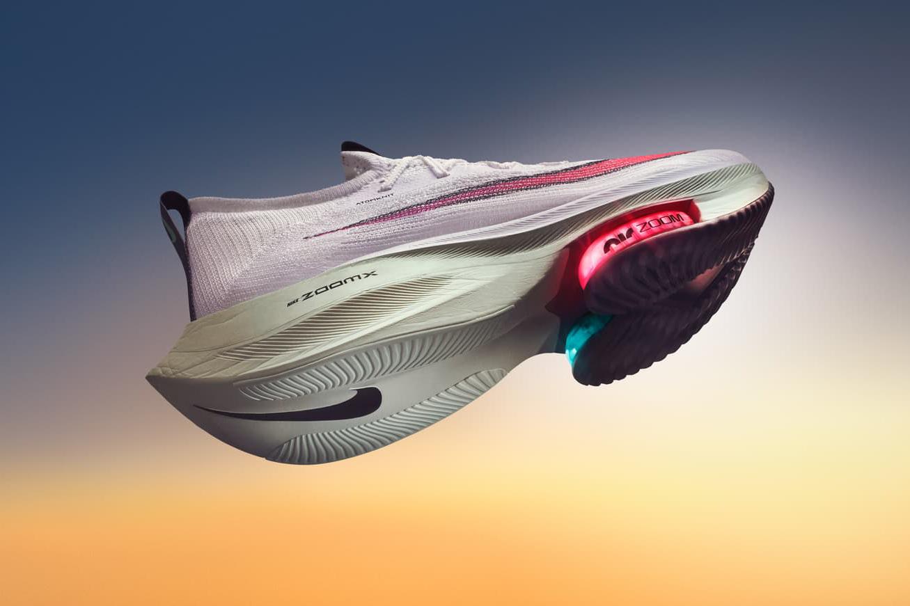 """Nike จัดกิจกรรม Alphafly NEXT% """"Run For It"""" บนแอป NRC เพื่อรับสิทธิ์พิเศษซื้อรองเท้าวิ่ง"""