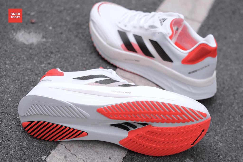 พรีวิว รองเท้าวิ่ง adidas adizero Boston 10 รองเท้าฝึกซ้อมที่มีเทคโนโลยีจาก adizero adios PRO 2