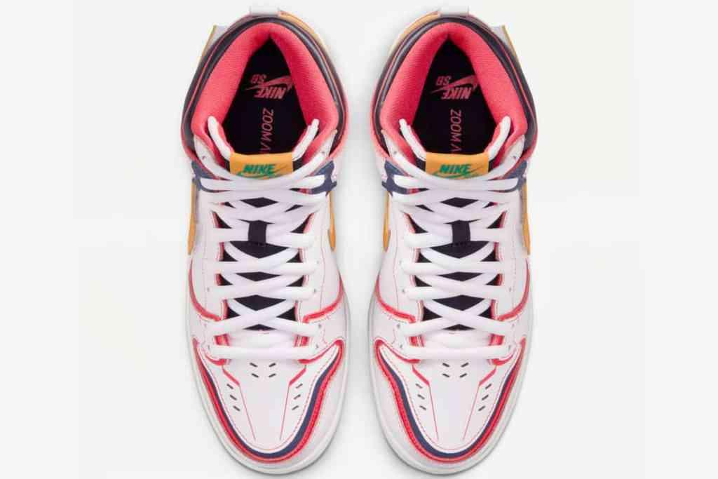 "Nike SB Dunk High x Gundam ""RX-0 Unicorn"" วางจำหน่ายในไทย 24 กันยายนนี้"