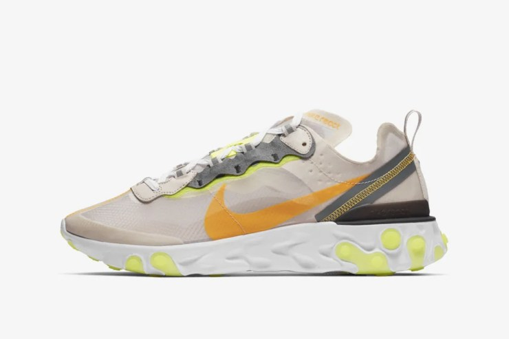 """Nike React Element 87 """"Touch of Lime"""""""