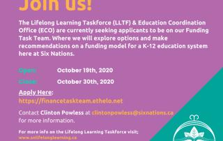 Application for Funding Task Team Members Open