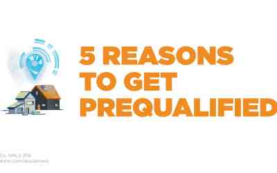 Top 5 reasons to get prequalified