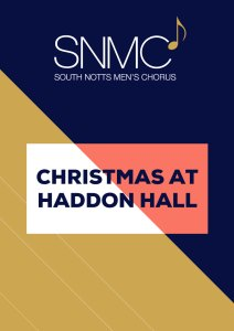 SNMC Christmas at Haddon Hall