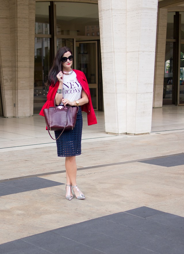 New York Fashion Week S/S 2014 Street Style, new icons