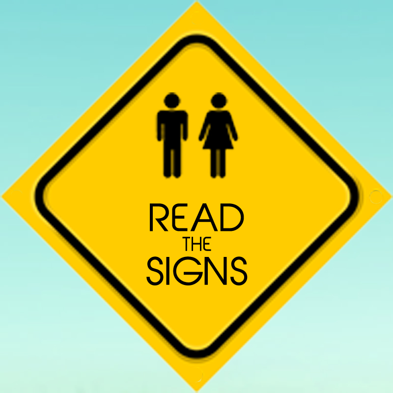 Image result for signs signs read the signs