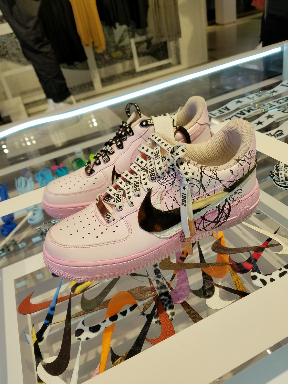 Nike Air Force 1 Supreme