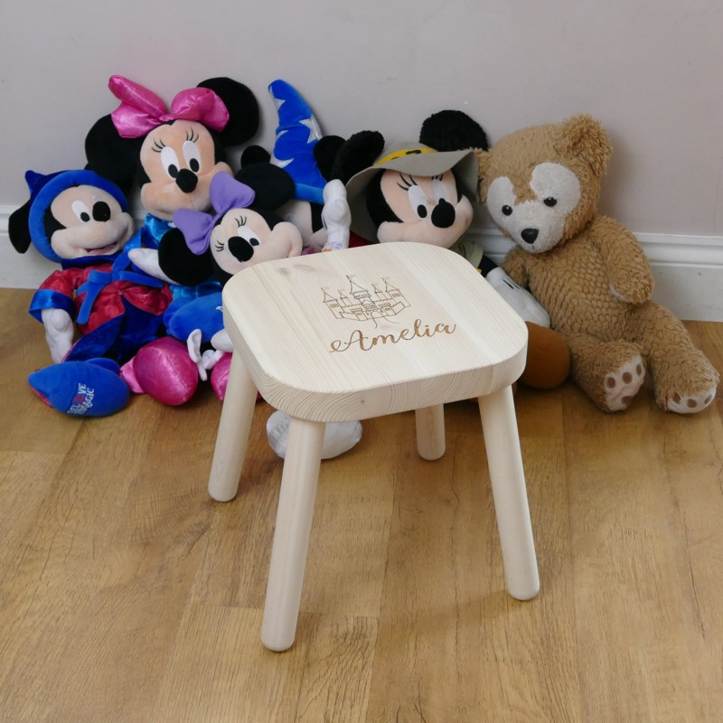 Cool Personalised Childrens Stool Pdpeps Interior Chair Design Pdpepsorg