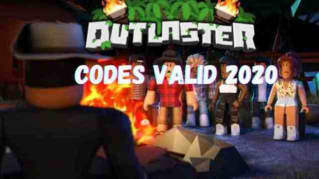 Outlaster Codes