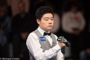 Ding Junhui Survives Serious Scare