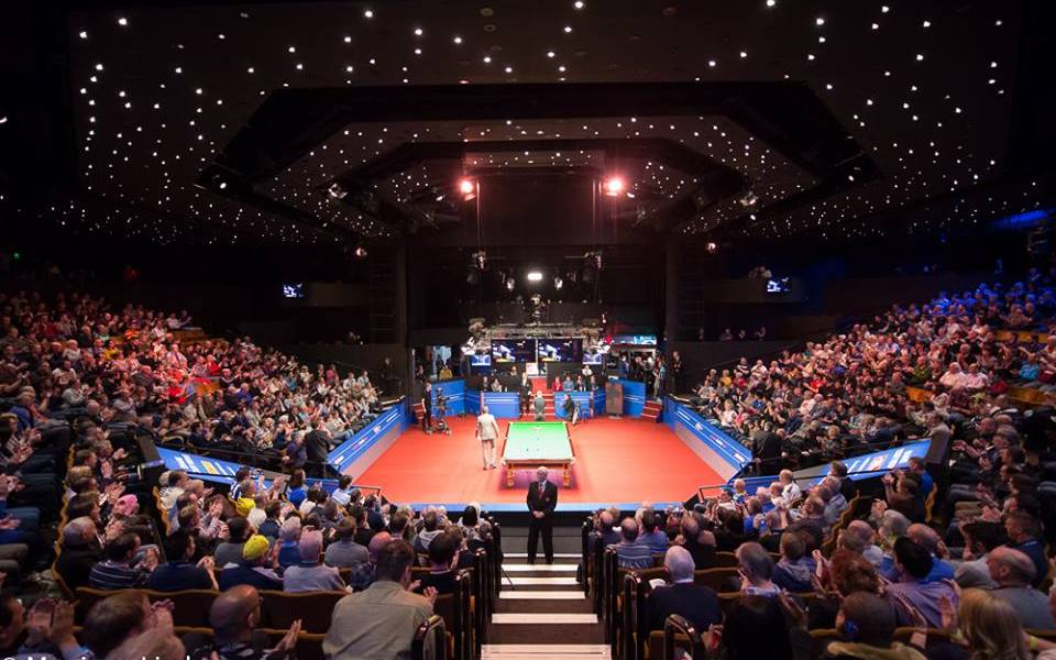 2018 World Snooker Championship