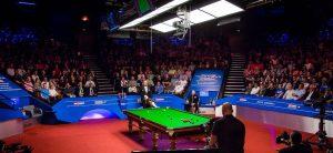 World Snooker Championship 147