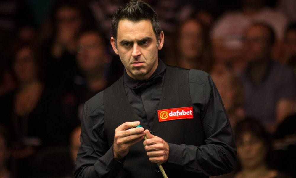 Ronnie O'Sullivan joins SightRight