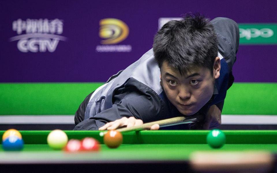 Liang Wenbo 147 World Championship