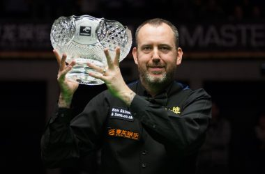 German Masters Mark Williams
