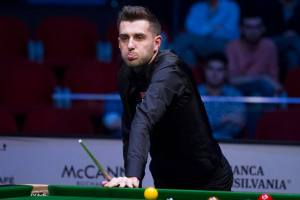 Mark Selby Loses Romanian Masters