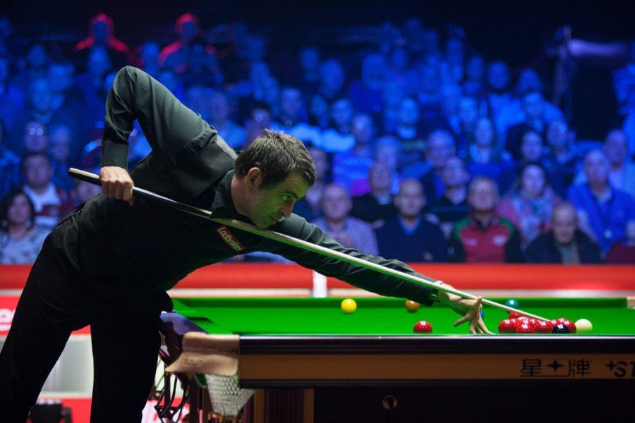 Ronnie O'Sullivan Players Championship Quarter-Final