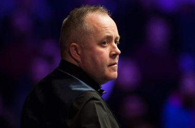 John Higgins Welsh Open