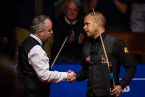 Welsh Open Final: John Higgins vs Barry Hawkins