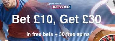 Betfred Promotion