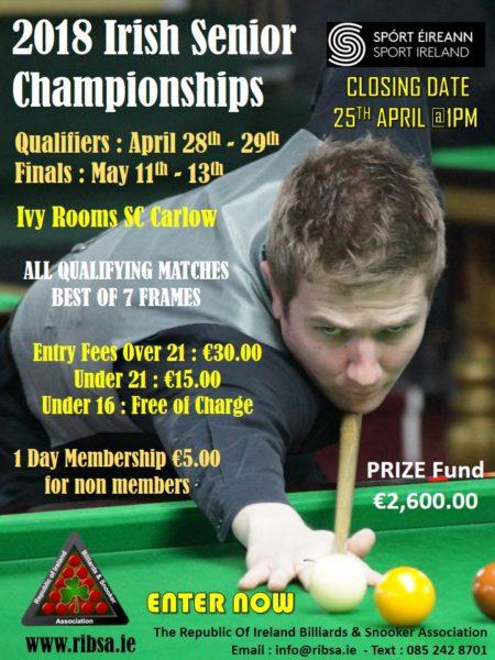 Irish National Championship