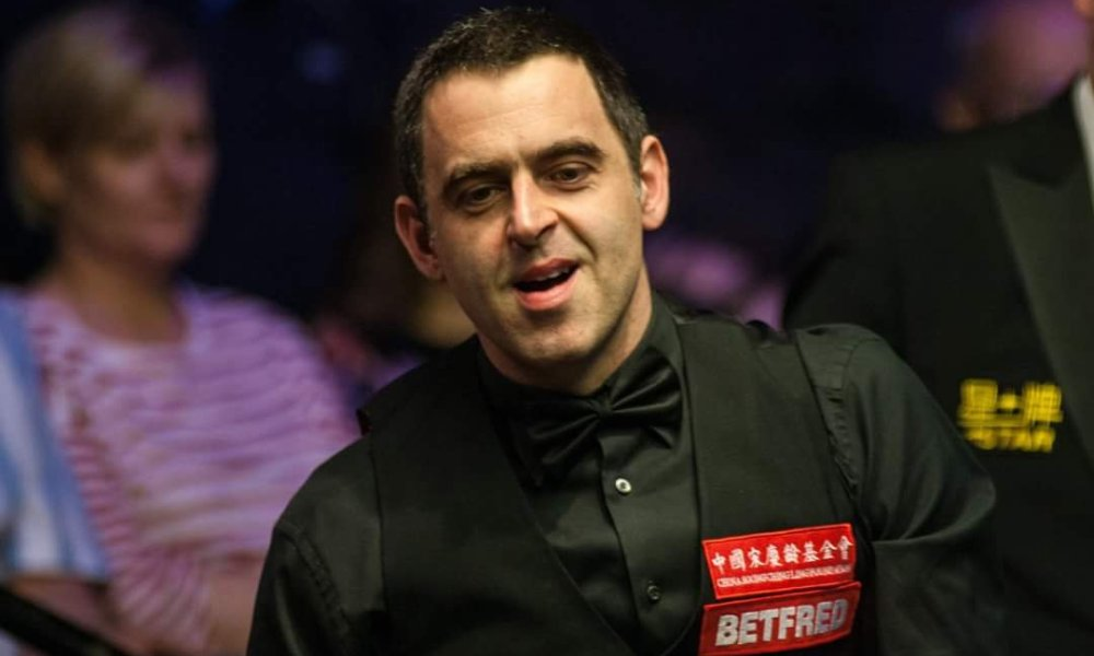 Ronnie O'Sullivan fights back