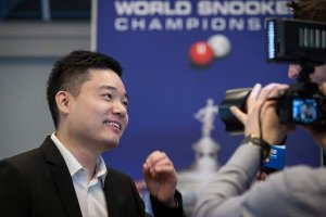 Can Ding Junhui handle favourite's tag