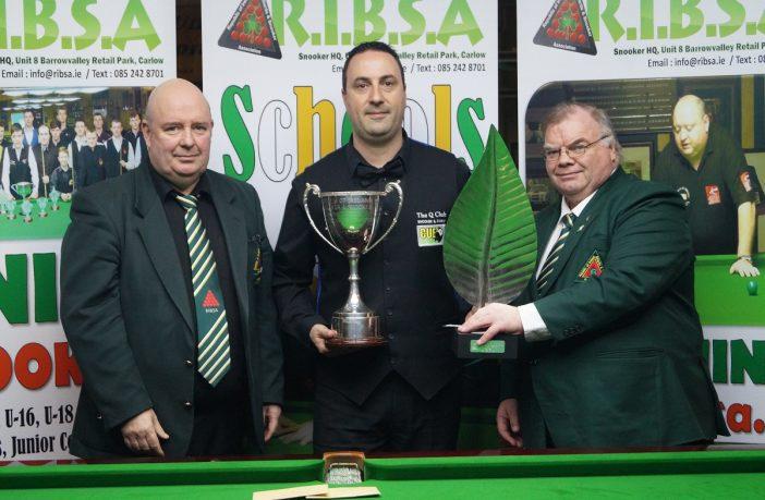 Michael Judge Wins National Championship