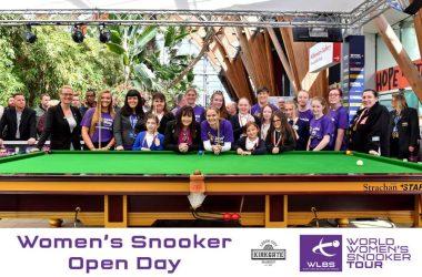 World Women's Snooker Open Day