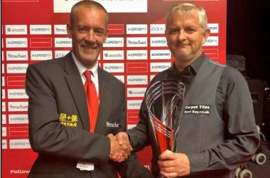 Barry Pinches Wins Challenge Tour 3