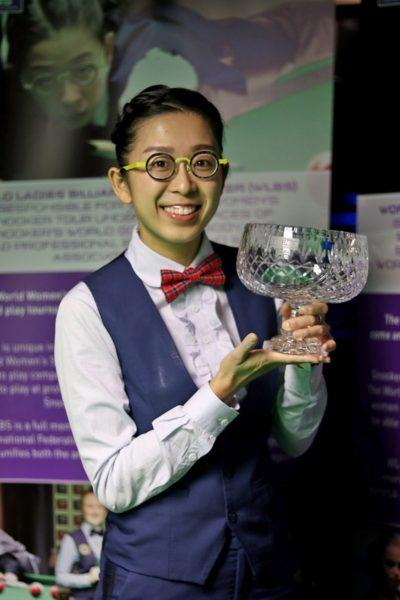 Ng On Yee Retains UK Women's Championship