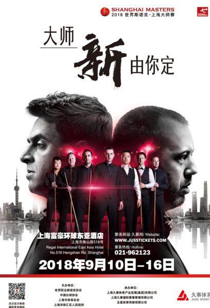 Shanghai Masters Draw